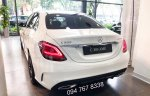 Bán Mercedes C300 AMG 2020, giao ngay giá ưu đãi lớn nhất, mua xe chỉ với 399tr