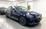Cần bán Mercedes C200 2019 màu xanh, chính chủ, biển đẹp giá cực tốt