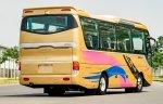 Xe khách cao cấp Samco Growin Li 29/34 chỗ ngồi - động cơ 5.2 (bầu hơi hoàn toàn)
