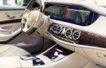 Bán Mercedes S450L 2020 đen, siêu lướt, chính chủ, biển đẹp rẻ hơn mua mới 650tr
