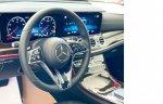 Xe Mercedes E200 Exclusive đời 2021, màu đen
