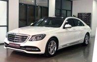 Bán Mercedes S450L màu trắng - xe chính hãng đã qua sử dụng giá 3 tỷ 750 tr tại Hà Nội