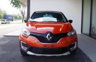 Cần bán Renault Captur đời 2020, màu vàng, xe nhập Châu Âu. Trả góp 8 năm lãi suất ưu đãi giá 749 triệu tại Tp.HCM