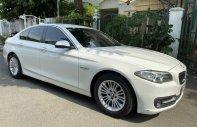 Bán xe BMW 520 màu trắng, sx 2016 như mới.  giá 1 tỷ 400 tr tại Tp.HCM