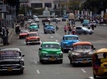 Cuba - Vùng đất sống của xe cổ