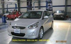 Cần bán Hyundai Acent đời 2015, màu bạc, nhập khẩu chính hãng   giá 541 triệu tại Đà Nẵng