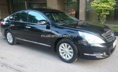 Cần bán xe Nissan Teana năm 2010, màu đen, xe nhập, chính chủ, 650 triệu giá 650 triệu tại Hà Nội