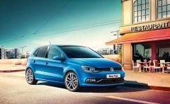 Bán xe Volkswagen Polo E năm 2016, màu xanh lam, nhập khẩu chính hãng giá 764 triệu tại Tp.HCM