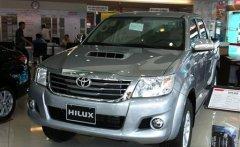 Bán xe Toyota Hilux G đời 2015, màu xám, xe nhập giá cạnh tranh giá 730 triệu tại Hà Nội