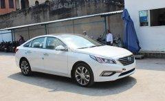 Cần bán xe Hyundai Sonata đời 2015, màu trắng, xe nhập giá 999 triệu tại Quảng Nam