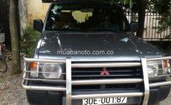 Xe Mitsubishi Pajero đời 2001, màu xám, chính chủ giá 210 triệu tại Hà Nội