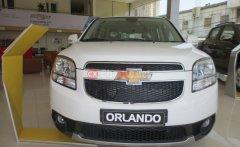 Bán Chevrolet Orlando 1.8 LTZ đời 2015, màu trắng giá 759 triệu tại Phú Thọ
