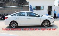Bán Hyundai Sonata đời 2015, màu trắng, nhập khẩu chính hãng giá 999 triệu tại Đà Nẵng