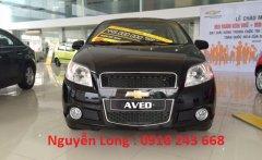 Cần bán xe Chevrolet Aveo 1.5 LT năm 2015, màu đen giá 399 triệu tại Hà Nội