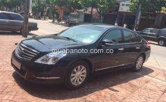 Bán Nissan Teana đời 2010, màu đen, nhập khẩu nguyên chiếc, chính chủ, 660tr giá 660 triệu tại Hà Nội