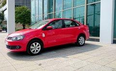 Cần bán gấp Volkswagen Polo E đời 2015, màu đỏ, xe nhập, 779tr giá 779 triệu tại Tp.HCM