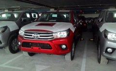 Bán Toyota Hilux G 2016, xe giao ngay- ưu đãi lớn- hỗ trợ trả góp lãi suất thất giá 809 triệu tại Hà Nội