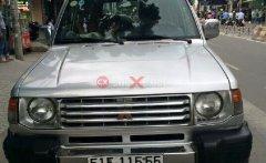 Cần bán xe Mitsubishi Pajero Sport đời 1998, xe nhập, số sàn, giá 115tr giá 115 triệu tại Tp.HCM
