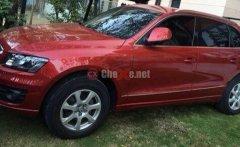 Bán xe Audi Q5 2.0 sản xuất 2012, màu đỏ, nhập khẩu nguyên chiếc, số tự động giá 1 tỷ 785 tr tại Tp.HCM