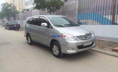 Cần bán gấp Toyota Innova đời 2011, màu bạc, chính chủ giá 520 triệu tại Tp.HCM