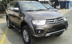 Cần bán gấp Mitsubishi Pajero Sport 2016, màu nâu giá 630 triệu tại Tp.HCM