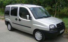 Cần bán xe Fiat Doblo đời 2003, màu bạc còn mới giá 120 triệu tại Cần Thơ