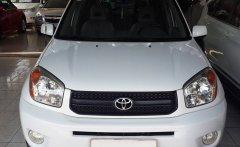Cần bán Toyota RAV4 2004, màu trắng, nhập khẩu chính hãng giá 687 triệu tại Tp.HCM