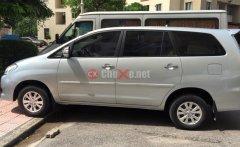 Cần bán xe Toyota Innova G đời 2011, màu bạc, số sàn giá cạnh tranh giá 510 triệu tại Hà Nội