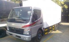 Cần bán xe Fuso Canter 7.5 tấn, Canter 7.5 tấn thùng bạt/thùng kín 5.1m giá rẻ. giá 610 triệu tại Tp.HCM
