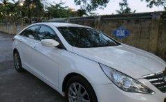 Bán Hyundai Sonata đời 2010, màu trắng giá cạnh tranh giá 620 triệu tại Hải Dương