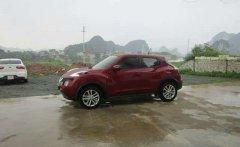 Bán ô tô Nissan Juke đời 2015, màu đỏ, nhập khẩu giá 1 tỷ 60 tr tại Vĩnh Phúc