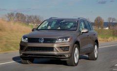 Cần bán Volkswagen Touareg GP đời 2016, màu nâu, nhập khẩu chính hãng giá 2 tỷ 745 tr tại Cần Thơ
