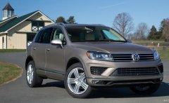Bán Volkswagen Touareg GP sản xuất 2016, màu nâu, xe nhập, giá tốt nhất thị trường giá 2 tỷ 745 tr tại Tp.HCM