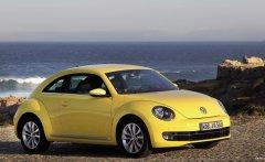 Bán xe Volkswagen Beetle E đời 2016, màu vàng, nhập khẩu chính hãng giá 1 tỷ 359 tr tại Kon Tum