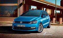 Cần bán gấp Volkswagen Polo E đời 2016, màu xanh lam, nhập khẩu giá 739 triệu tại Bến Tre