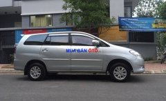 Bán ô tô Toyota Innova G đời 2011, màu bạc, chính chủ giá 516 triệu tại Hà Nội