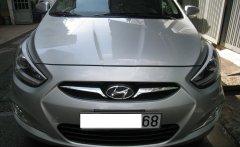 Bán xe Hyundai Acent 2014, màu bạc, xe nhập, giá 545tr giá 545 triệu tại Tp.HCM