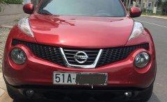 Bán ô tô Nissan Juke đời 2011, màu đỏ, nhập khẩu giá 890 triệu tại Tp.HCM