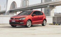 Bán xe Volkswagen Polo E đời 2016, màu đỏ, xe nhập giá 700 triệu tại Kon Tum