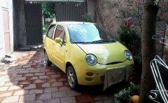 Cần bán gấp Chery QQ 2010, màu vàng, nhập khẩu   giá 66 triệu tại Hà Nội