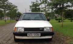 Bán ô tô Mazda 323 đời 1984, màu trắng, nhập khẩu giá 62 triệu tại Hà Nội