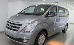 Cần bán xe Hyundai Starex đời 2016, màu bạc, nhập khẩu nguyên chiếc giá 944 triệu tại Tp.HCM