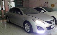 Bán Mazda 6 đời 2011, màu bạc, nhập khẩu chính hãng giá 770 triệu tại Tp.HCM