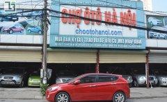Cần bán xe Hyundai Acent sản xuất 2014, màu đỏ, nhập khẩu Hàn Quốc giá 499 triệu tại Hà Nội