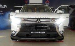 Mitsubishi Outlander xuất hiện để dẫn đầu giá 1 tỷ 123 tr tại Hà Nội
