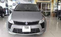 Bán Geely Englon đời 2011, màu xám (ghi), xe nhập giá 220 triệu tại Hải Phòng