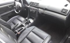 Bán ô tô Audi A4 đời 2004, màu đen, nhập khẩu nguyên chiếc, giá 440tr giá 440 triệu tại Đồng Nai