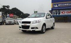 Xe Chevrolet Aveo 1.4LTZ 2017, màu trắng, 459tr giá tốt nhất giá 459 triệu tại Hà Nội