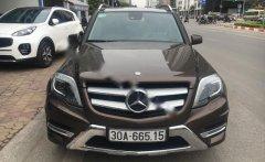 Bán Mercedes GLK 250 đời 2015, màu nâu giá 1 tỷ 495 tr tại Hà Nội