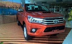 Bán ô tô Toyota Hilux E đời 2017 giá 672 triệu tại Hà Nội
